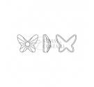 Farfalla termoadesiva