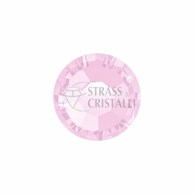 STRASS LIGHT ROSE STARFIX