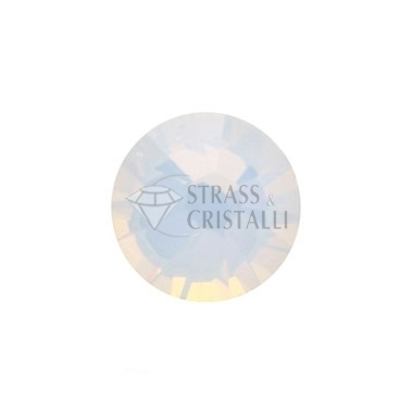STRASS WHITE OPAL STARFIX