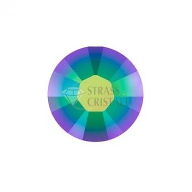 STRASS SCARABEUS GREEN STARFIX