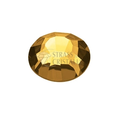 STRASS ASFOUR FLAT BACK LIGHT TOPAZ